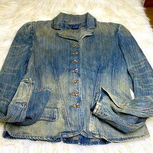 Ralph Lauren - Denim Jean Jacket Size 6